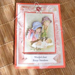 święta,upominek,kartka,życzenia - Kartki okolicznościowe - Akcesoria