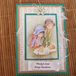 życzenia,święta,kartka,upominek - Kartki okolicznościowe - Akcesoria