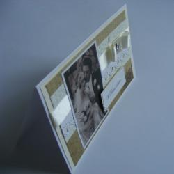 kartka,życzenia,ślub - Kartki okolicznościowe - Akcesoria