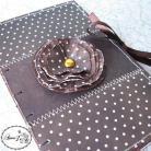 Notesy czekolada - notes czyty ręcznie