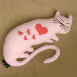 maskotka,przytulanka,kot - Zabawki - Akcesoria
