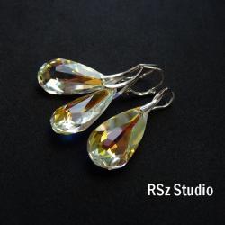 komplet z kryształami Swarovskiego - Komplety - Biżuteria