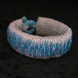 beading,plecenie,toogle - Bransoletki - Biżuteria