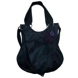 torba,zamsz,A4 - Na ramię - Torebki