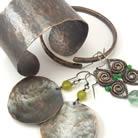 biżuteria z miedzi