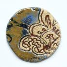 Broszki broszka ceramiczna,biżuteria artystyczna,