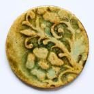 Broszki broszka ceramiczna,biżuteria artystyczna,orygina