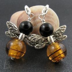 pszczółki,przyjaciółki,zawieszka - Charms - Biżuteria