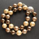 Naszyjniki naszyjnik,perły,elegancki,seashell